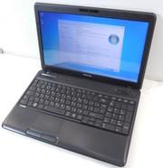 Красивый ноутбук Toshiba Satellite C660 (core i3,  4 гига).
