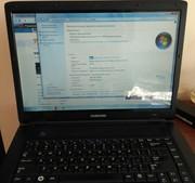 Двухядерный ноутбук Samsung R509.