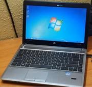Компактный ноутбук HP ProBook 4340s (core i3,  4 гига,  3 часа).