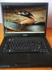 Двухядерный ноутбук Samsung R58 (1 час,  отличное состояние).