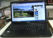 Большой ноутбук Samsung E271 (как новый).