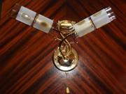 Продам два новых двух рожковых настенных светильника (бра)  Accento Li