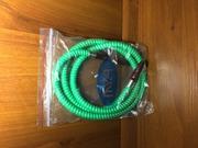 Шланг для кальяна MYA green кальянная трубка зеленый