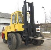 Автопогрузчик львовский 5 тонн 40811 дизель