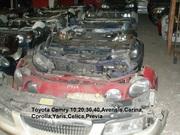 Автозапчасти  Б/У Тойота,  разборка TOYOTA Camry 10,  20,  30,  40,  Avensis,  Carina,  Corolla,  Yaris,   Celica,  Previa. Тел.0954225665