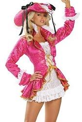 Новогодний костюм Гламурная Пиратка