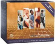 Лайф ПАК (LifePak)  комплекс 60 пакетиков (4 шт. в каждом) Nu Skin