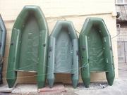 Ремонт надувных лодок 1-10 местных весельных и под мотор