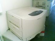 Лазерный принтер для цветной печати
