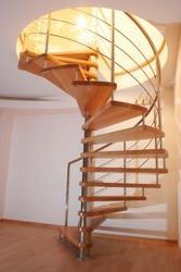 Проекты лестниц,  изготовление,  перила,  поручни,  ограждения из Н/Ж