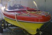 Продам пластиковою лодку