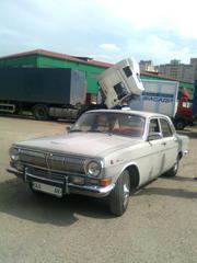 продам авто ВОЛГА ГАЗ 24!!! СРОЧНО