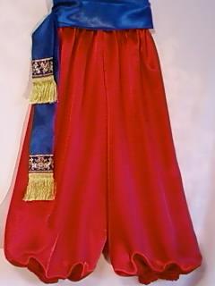 Шаровары выкройка. Вязание и шитье