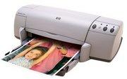 принтер HP deskjet 920c.