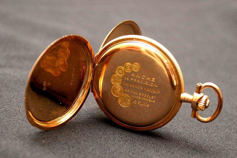 часы карманные золотые старинные