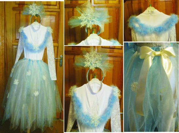 Продам: Новогодний костюм. Снежинка - Купить: Новогодний ... - photo#47