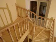 Деревянные лестницы изготовление